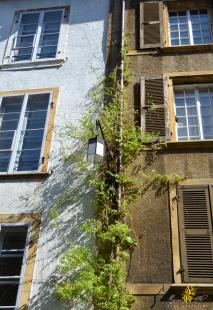 Bienne, basse-ville, contraste