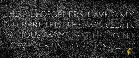 Tombe de Karl Marx, cimetière de Highgate
